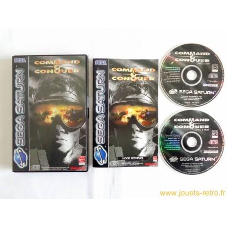 Command & Conquer - Jeu Saturn