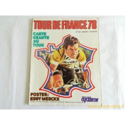 Miroir du cyclisme n° 252 juin 1977