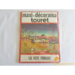 Maxi Décorama Touret La Fête foraine