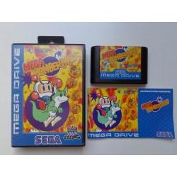 Mega Bomberman - Megadrive -