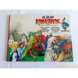 Album Kalkitos décalcomanies 1979