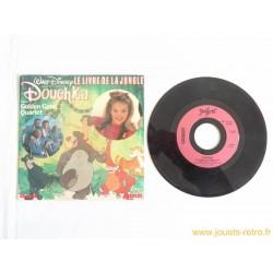 Douchka Le livre de la jungle - 45T Disque vinyle