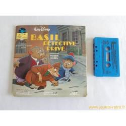 Basil Disney - Cassette livre