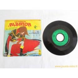 La chanson d'Albator - 45T Disque vinyle