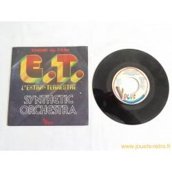 E.T l'extra-terrestre - 45T Disque vinyle