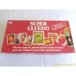 Super Cluedo - Jeu Parker 1991
