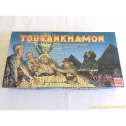 Toutankhamon - Jeu Jumbo 1989