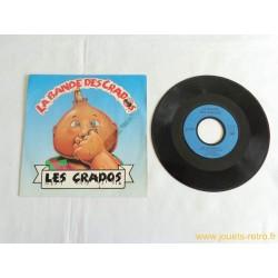 La Bande des Crados - 45T Disque vinyle