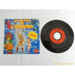 Les Maitres de l'Univers BO de la série TV - 45T Disque vinyle