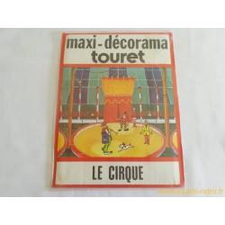 Maxi Décorama Touret Le Cirque