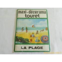 Maxi Décorama Touret La Plage