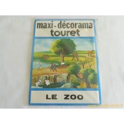 Maxi Décorama Touret Le Zoo