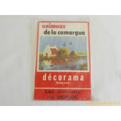 Décorama Touret Les Animaux de la Camargue