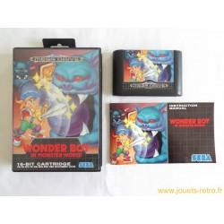 Wonder Boy in Monster World - Jeu Megadrive