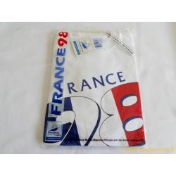 T-shirt coupe du monde France 98 NEUF