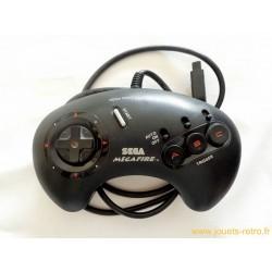 Manette Sega Mega Fire Megadrive