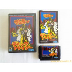 Dick Tracy - Jeu Megadrive