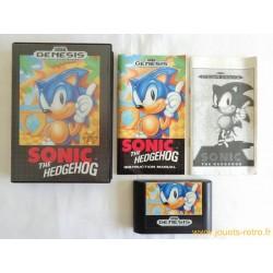 Sonic- Jeu Megadrive