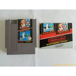 Super Mario Bros Duck Hunt - Jeu NES
