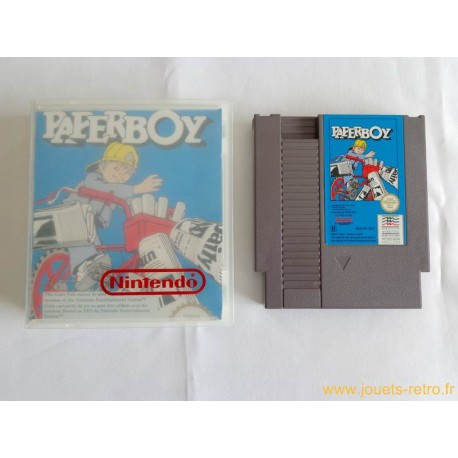 Paperboy - Jeu NES