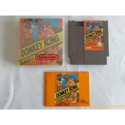 Donkey Kong Classics - Jeu NES