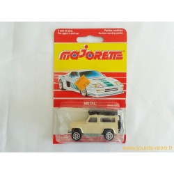 Land Rover Beige Majorette