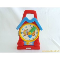 Horloge musicale Fisher Price - 1994