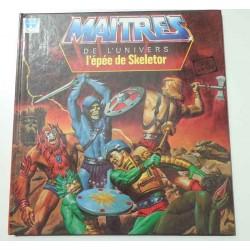 Maitres de l'univers l'épée de Skeletor
