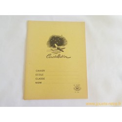Cahier d'ecolier ancien Constellation