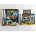 Prince of Persia Les sables du temps - jeu Game Boy Advance GBA