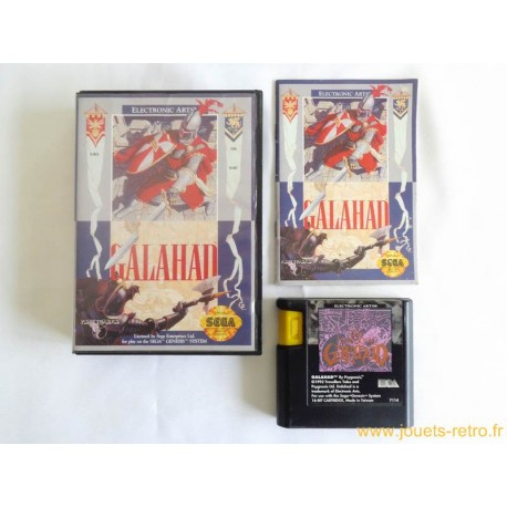 Galahad - Genesis Megadrive