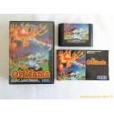 The Ottifants - jeu Megadrive