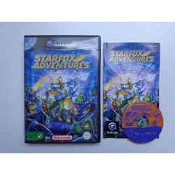 StarFox Adventures - Game Cube