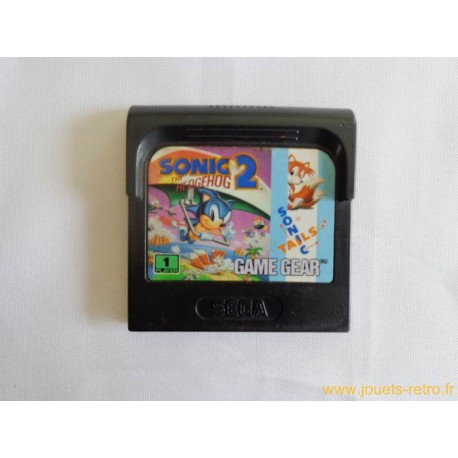Sonic 2 - Jeu Game Gear