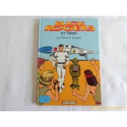 Buck Rogers et Twiki - Deux coqs d'Or 1980