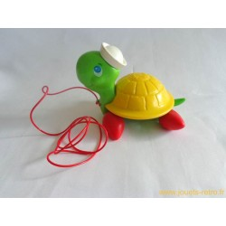 Tortue à tirer Fisher Price 1977