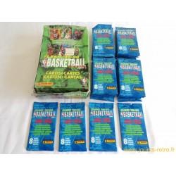 Paquet cartes NBA Fleer 95-96 séries 1 Basketball