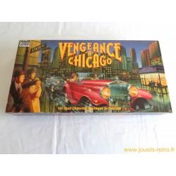 Vengeance à Chicago - jeu Parker 1987