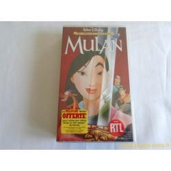 Mulan - Disney vhs