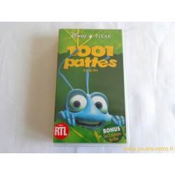 1001 pattes - Disney vhs