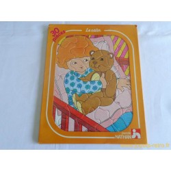 Puzzle 30 pièces Le Câlin Nathan 1981