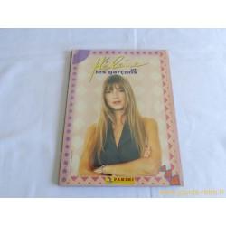 Hélène et les Garçons album cartes Panini 1994