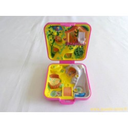 Wild Zoo World Polly Pocket - 1989