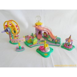 Polly Pocket Rides and surprises Fun Fair 1996