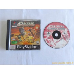 Star Wars Demolition - jeu Ps1