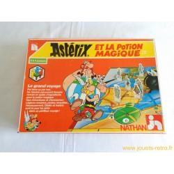 Astérix et la potion magique - jeu Nathan 1985