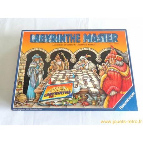 Labyrinthe Master - Jeu Ravensburger 1991