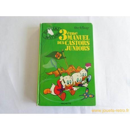 3ème Manuel des Castors Juniors spécial nature - Disney