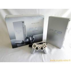 Console Sony Playstation 2 Satin Silver en boite