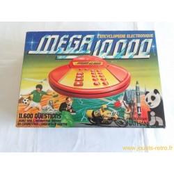 Encyclopédie électronique Mega 10000 jeu Nathan 1981